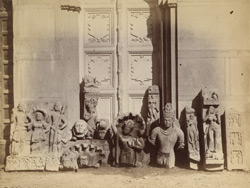 Miscellaneous sculptures from Mathura 1003847